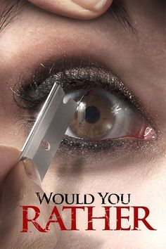 Watch->> Would You Rather 2012 Full - Movie Online
