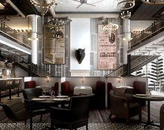 Lázaro Rosa-Violán  - Le restaurant Iberica, à Londres
