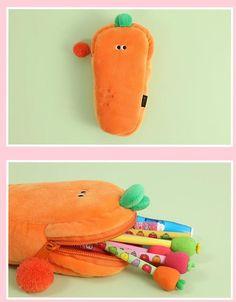 Kawaii Bedroom, Watercolor Brush Pen, Cute Stationary, Paint Set, Study Motivation, Decoration, Carrots, Dinosaur Stuffed Animal, Coin Purse