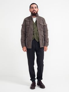 EXPEDITION JACKET | GENTRY NYC