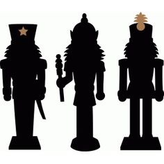 Schiaccianoci from the Silhouette Design Store! Nutcracker Image, Nutcracker Sweet, Nutcracker Christmas, Kids Christmas, Christmas Crafts, Christmas Decorations, Nutcracker Crafts, Nutcracker Soldier, Christmas Printables