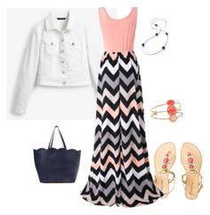 """""""Untitled #4"""" by lap9316 on Polyvore featuring Deux Lux, Kate Spade, Lilly Pulitzer, White House Black Market and Chicnova Fashion"""