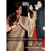 malaika-arora-queen-beauty-awesome-designer-hand-worked-saree