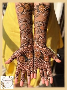 This mehndi design with super finely shaded roses in different ways with an even more finely done jaal at the back is so phenomenal. #shaadisaga #mehndidesign #mehendidesign #mehendi #mehndi #henna #bride #brideinspiration