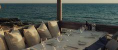 Rei das Praias Restaurant - Praia dos Caneiros, Ferragudo - Our Restaurant Grilled Fish, Algarve, Portugal, Table Decorations, Travel, Home Decor, Restaurant, Fine Dining, Vacation
