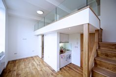 Student Accommodation - SW10 : Modern living room by Ceetoo Architects