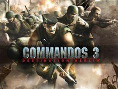 Commandos 3 : Destination Berlin Fix for Win10