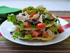 12 Weeknight Dinners for Picky Eaters: Tostada Salad
