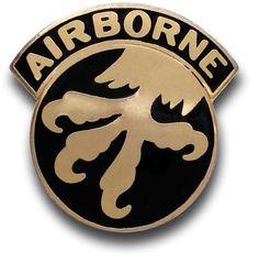 De 17e Airborne Division was een airborne infanterie afdeling van het Leger van Verenigde Staten tijdens de Tweede Wereldoorlog