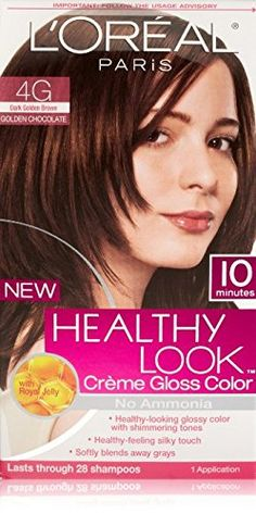 3 Pk Healthy Look Dark Golden Brown Golden Chocolate *** Click image to review more details.