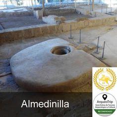 #ALMEDINILLA - DESTINO CULTURAL RECOMENDADO - Villa Romana y Poblado Ibérico #TurismoCultural #EscapadaCultural