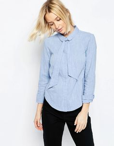 Discover the range of women s shirts and blouses with ASOS. Shop the latest  tops, blouses and shirts with ASOS. Find this Pin and more on Look working  girl ... 6dbdf90bd73