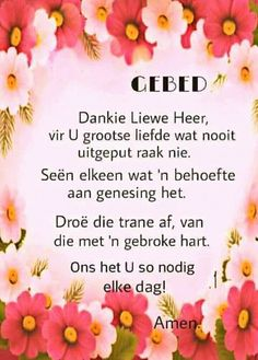 Pray Quotes, Bible Verses Quotes, Prayer Verses, Bible Prayers, Lekker Dag, Afrikaanse Quotes, Goeie Nag, Goeie More, Uplifting Words