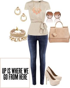 """""""business casual!"""" by brittb0831 on Polyvore"""