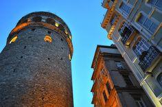 Istanbul, Torre di Galata