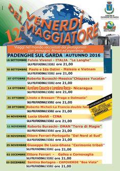 I Venerdì del Viaggiatore a Padenghe http://www.panesalamina.com/2016/51269-i-venerdi-del-viaggiatore-a-padenghe-5.html