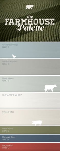 29 Ideas Farmhouse Style Living Room Paint Colors Kitchen Cabinets For 2019 Country Paint Colors, Farmhouse Paint Colors, Kitchen Paint Colors, Paint Colors For Living Room, Paint Colors For Home, Farmhouse Color Pallet, Colour Schemes For Living Room Warm, Warm Kitchen Colors, Playroom Paint Colors