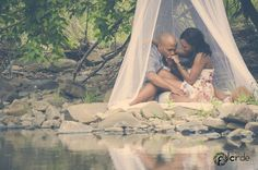 pack a mosquito net (Ikea's are under $20) instant romantic hideaway for a picnic or a book