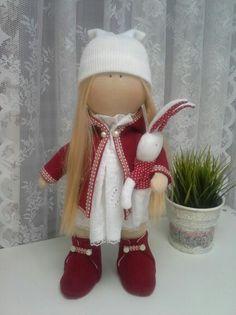Кукла, рост 40 см Творчество Марины Пенковой