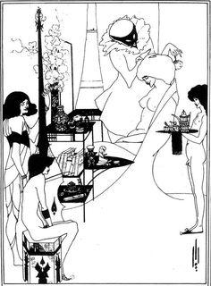 Salome - Oscar Wilde - Illustration