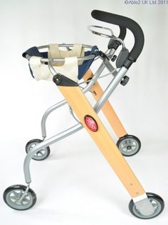 Lets Go Indoor Rollator by Able2. $254.98. The Lets Go Indoor Rollator is an entirely new and practical walking aid. It is light, flexible and beautifully designed for indoor use in the home, hospital or care home. It is comfortable to use and easy to manoeuvre over carpet and household thresholds, and it is perfect for getting into narrow spaces such as toilets and bathrooms. The hand operated brakes are easy to apply and can be used as parking brakes. The handle i...