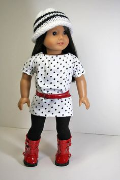 American Girl Doll ClothesDress Buckle Belt and by sewurbandesigns, $24.00