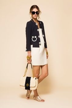 Moschino Resort 2012 - Collection - Gallery - Style.com