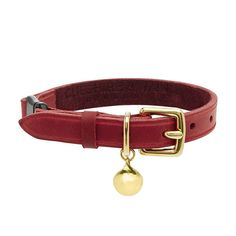 Chester - Luxury Red Cat Collar - Heritage Edition Cheshire & Wain's more traditional range: Italian vegetable tanned, saddle leather in red with burgundy s Chester, Bordeaux, Personalized Cat Collars, Leather Cat Collars, Pet Collars, Modern Cat Furniture, Luxury Furniture, Red Cat, Animals