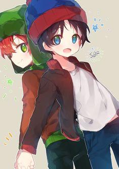 south park by South Park Anime, South Park Fanart, Wattpad, Kyle South Park, Hiro Big Hero 6, Tweek And Craig, Park Pictures, Funny Animal Memes, Manga Games