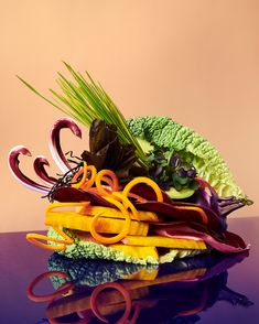 Photo by Jenna Gang. Styling by Kristin Stangl Conceptual still life photograph of a giant healthy sandwich. Chicken Burritos, Chicken Wraps, Wrap Recipes, Fruit Recipes, Food Photography Styling, Food Styling, Healthy Oatmeal Recipes, Healthy Sandwiches, Still Life Photographers