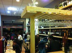 #Wine Bar Contiempo, vinoteca. Vinos y tapas. Calle Teobaldo Power, 26, Santa Cruz de Tenerife
