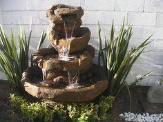 Fuentes de agua en Feng Shui: Fuentes de agua exteriores e interiores
