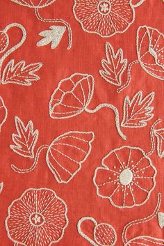 Sashiko Fabric - Butterflies and Sashiko - Sylvia Pippen Sashiko Pre-printed Fabric Kit - Japanese Embroidery, Quilting, Sewing - Embroidery Design Guide Garden Embroidery, Sashiko Embroidery, Learn Embroidery, Hand Embroidery Stitches, Silk Ribbon Embroidery, Crewel Embroidery, Hand Embroidery Designs, Embroidery Techniques, Embroidery Scissors