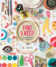 Find & Keep by Beci Orpin via WeeBirdy.com