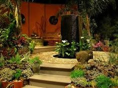 feng shui garden design in south