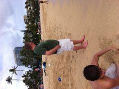 Joe on Waikiki