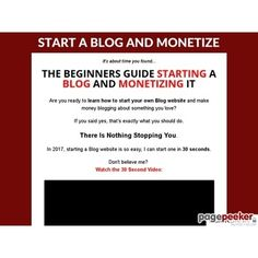 Start A Blog And Monetize  #BikeRiding #EatHealthyQuotes #Exercise #GetOutAndRun #Health #HealthyMeals #HealthyRecipes #LiveLonger #LoseWeight #LoseWeightInAWeek #WeightLoss http://ift.tt/2sWUeSd