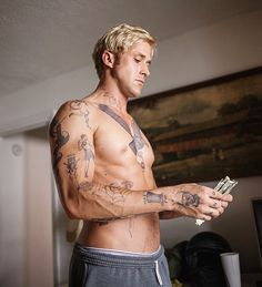 """Gosling in""""The Place Beyond the Pines"""".      Welp."""