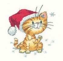 Heritage Crafts - Catching Snowflakes Cats Rule by Peter Underhill