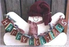 Easy Wood Christmas Crafts - Bing Images