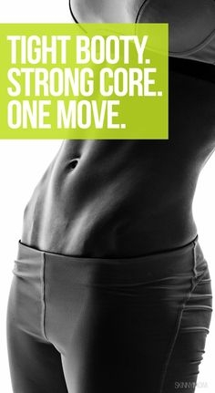 One move for stronger abs!