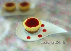 cheesecake monoporzione,ricetta,cucina preDiletta