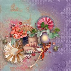 Colors of India by #wendypdesigns  I imagined the beautiful bright colors of India, together with the beautiful gold colors you will have a fantastic combination to make the most beautiful pages.A little bit of elegance and a little bit of romance take you to the beautiful India. #thestudio #digitalscrapbooking