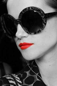 RED LIPS Glasses