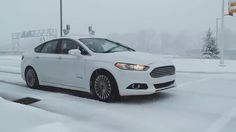 Ford tested its first autonomous vehicles right here in the Michigan snow. Check out this behind-the-scenes video: https://www.youtube.com/watch?v=vShi-xx6ze8