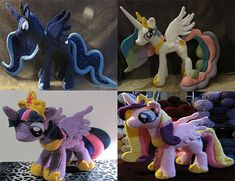 25% Off Princess Pony Crochet Patterns