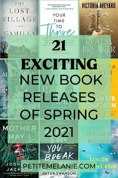 These are 21 exciting new book releases of Spring 2021! Looking for your next read this spring? Check out these 21 amazing new books coming out in the spring 2021! Brand new books of every genre, such as thrillers, suspense, mystery, fiction, nonfiction, science-fiction, fantasy, young adult. These exciting new books are sure to grab your attention! Look no further for new book suggestions! New Books, Books To Read, Books New Releases, Victoria Aveyard, Book Suggestions, Thrillers, Coming Out, First Night, Revenge