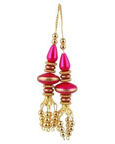 Pink color Tassel for Cholis, Lehangas, Blouses & Suits
