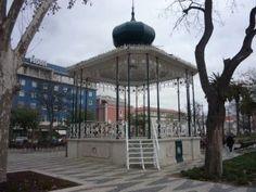 Reanimar os Coretos em Portugal: Setúbal