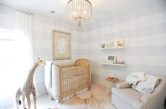 Baby boy nursery (by Sunny Jones and her husband for their son, Sheppard)